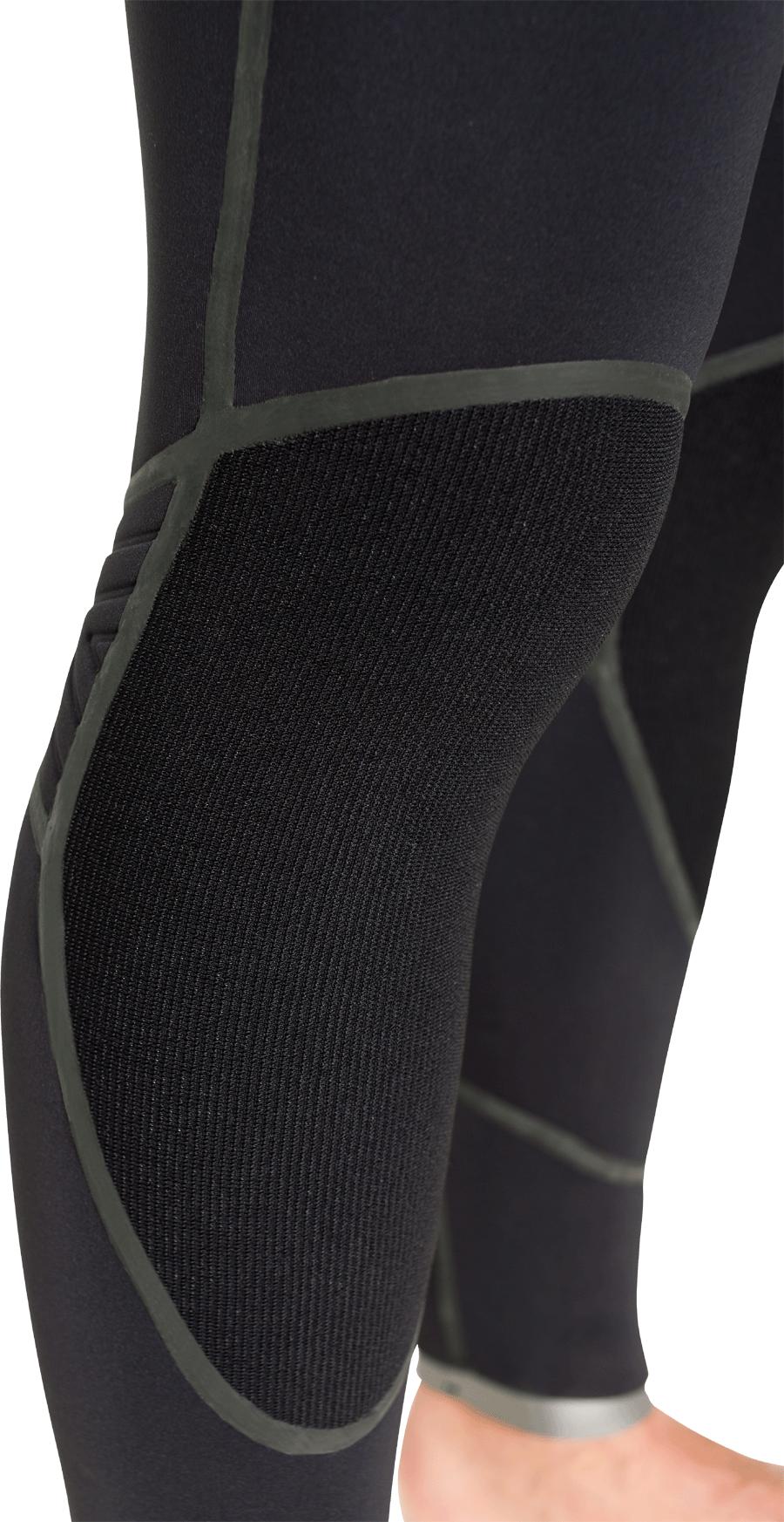 Embossed Inner Knee flex panels