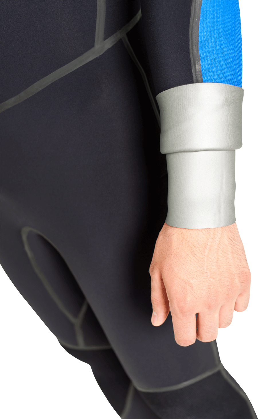SKIN-TO-SKIN DOUBLE 3MM GLIDESKIN WRIST AND ANKLE SEALS