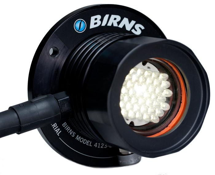BIRNS 4123  Doubly-Safe Chamber Light-LED ™