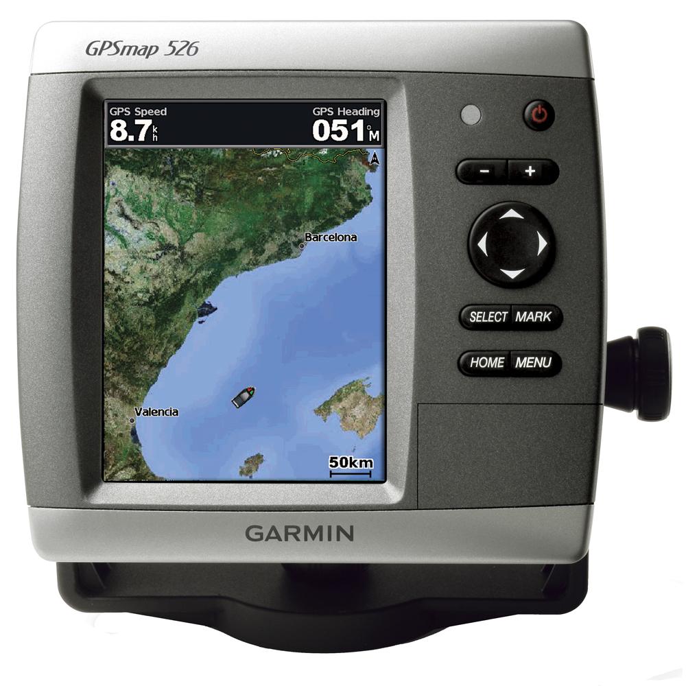 Garmin GPSMAP 526 GPS Chartplotter