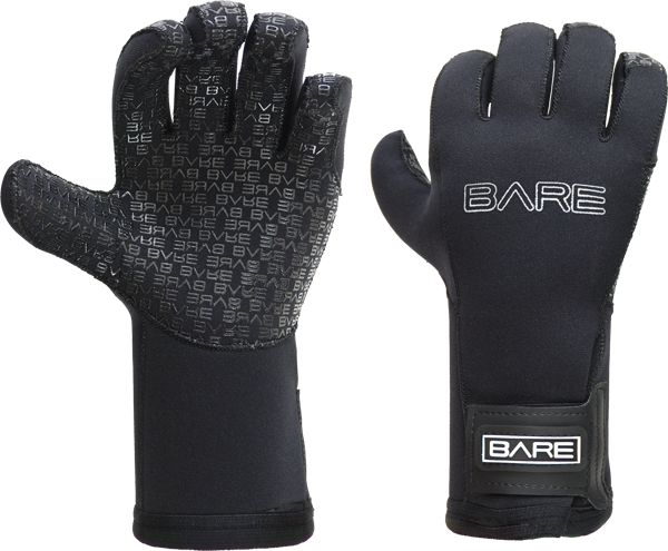 3MM Five-Finger Glove - Unisex