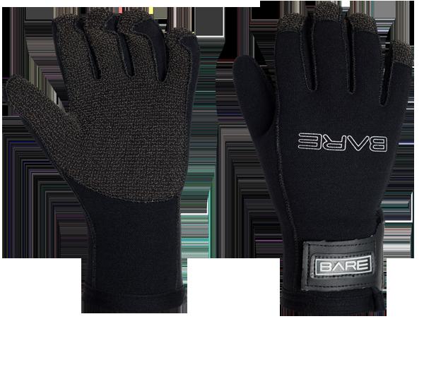 3MM Five-Finger K-Palm Glove - Unisex
