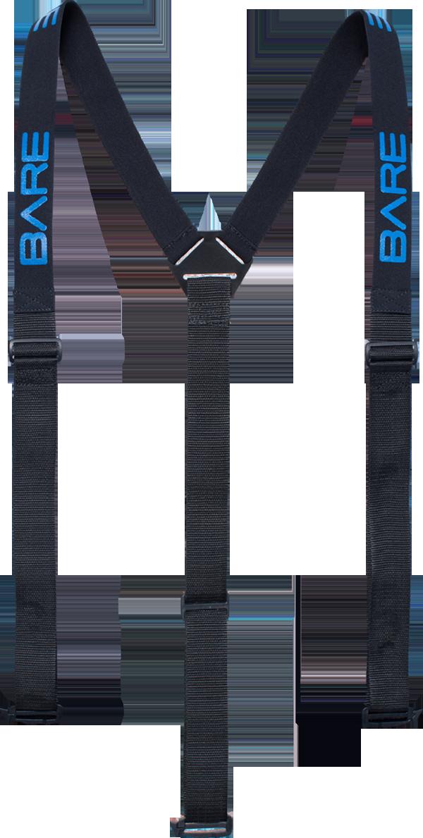 Dry Suit Suspender Kit