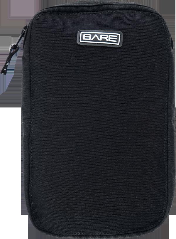DEV215 Bellows Pocket with Zipper - Unisex