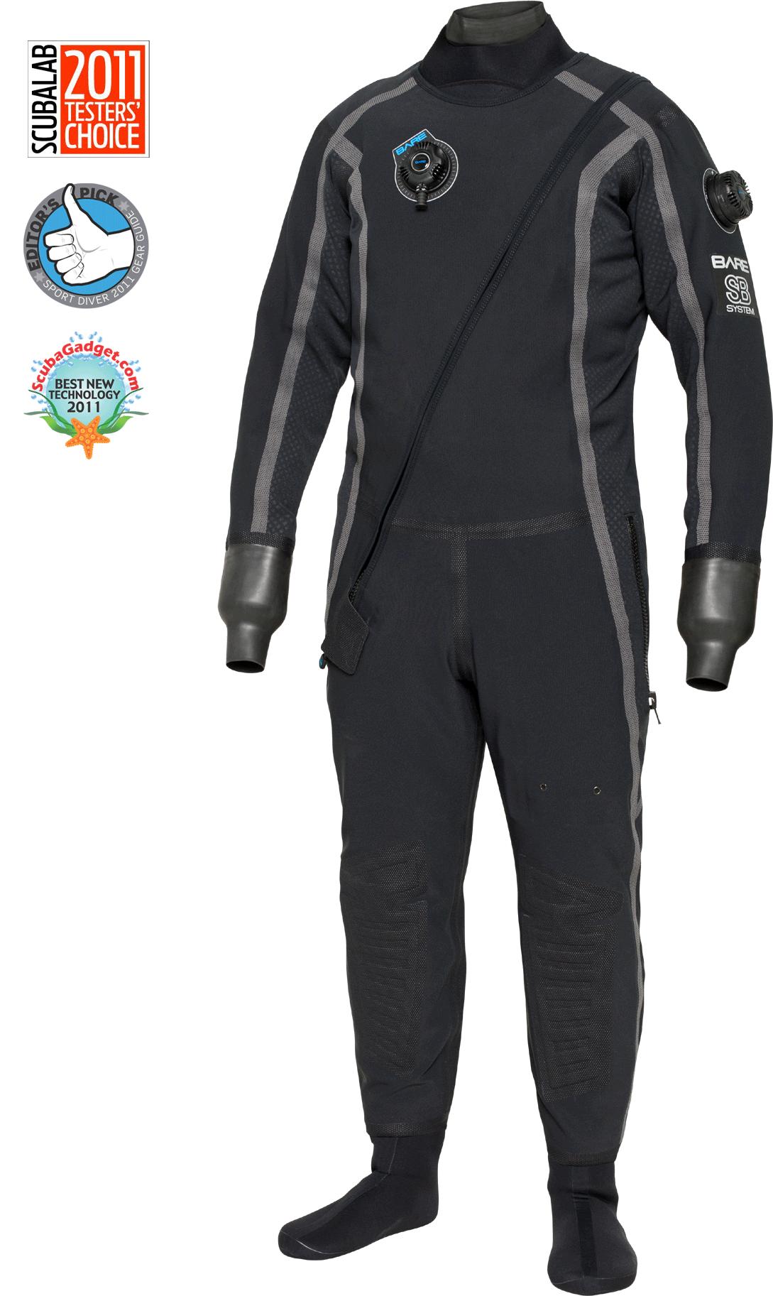 SB System Drysuit