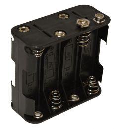SP-8 Battery Holder