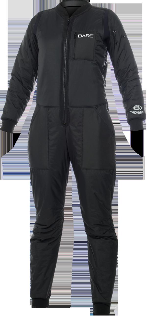 Super Hi-Loft Polarwear Extreme- Womens