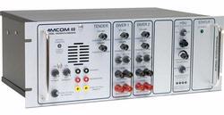 Amcom™ II Rack Mount 2-Diver Communicator with Helium Speech Unscrambler