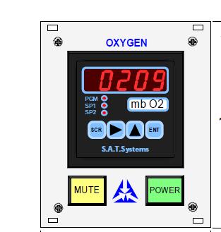 DPM72 O2C (O2 Controller)