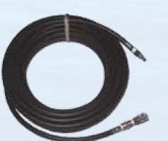"3/8"" X 50' Hose With Stainless Steel  Quick Disconnect"