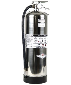 Amron Hyperbaric Water Based Fire Extinguisher