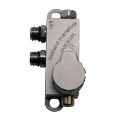 MAN-BLK-R Manifold Block (Right Hand Oriented)
