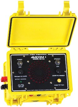 Amcom™ I Communicator with Non-Rechargeable Battery