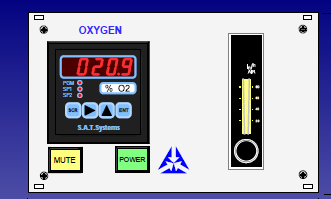 DPM72-O2Z (Zirconia) Oxygen Analyser