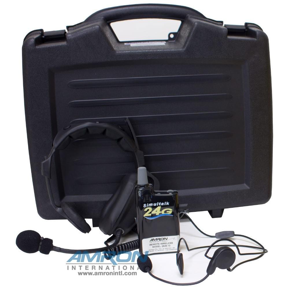 Amron Wireless Tender Kit for Amcom Communicators