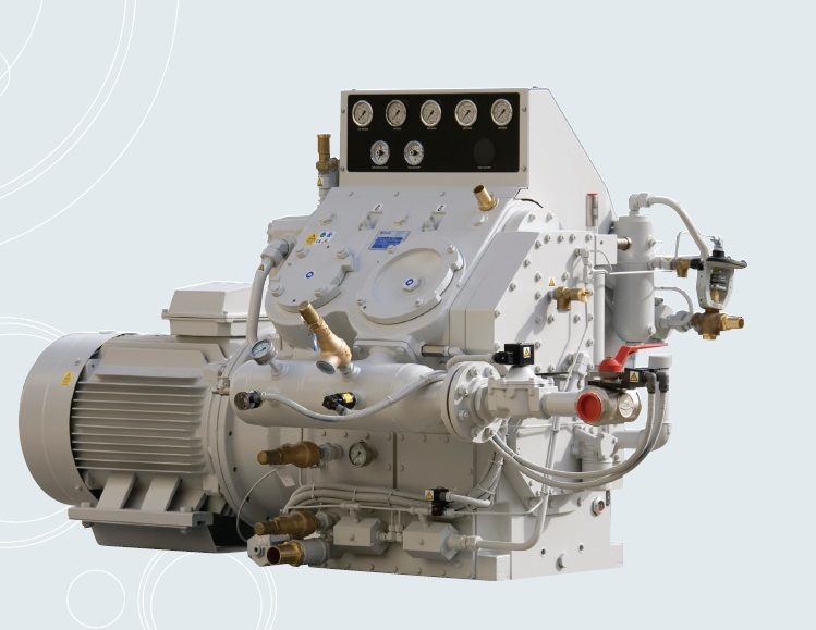 Model 5437 Heliox Gas Transfer and Reclaim Compressor Package