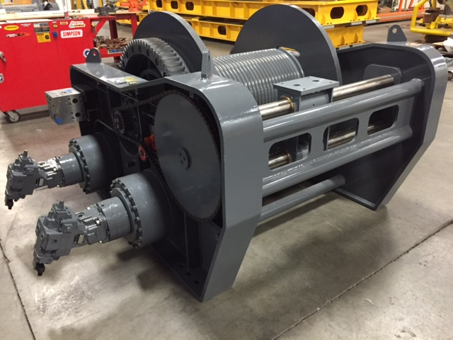 Guidewire/CT Winch