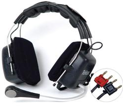 Heavy Duty Operator Headset