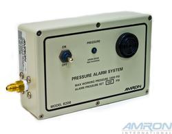 Low Air Pressure Alarm Monitor