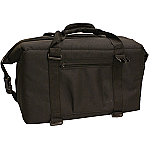 NorChill 24 Can Soft Sided Hot/ Cold Cooler Bag - Black
