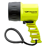 PRINCETON TEC MINIWAVE II XENON DIVE LIGHT NEON YELLOW