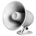 "Speco SPC-5P 5"" Weatherproof PA Speaker w/ Plastic Base - 8 ohm"