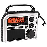 Midland ER102 NOAA All Hazards/Weather Alert Radio w/Emergency Crank