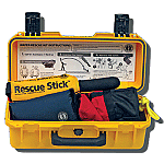 MUSTANG WATER RESCUE KIT WITH BELT PACK THROW BAG, RESCUE