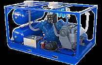 Quincy 5120 LP Compressor-Diesel