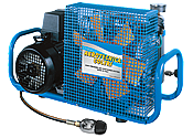 Portable Open High Pressure Air Compressors