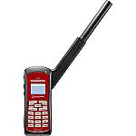Globalstar GSP - 1700 Satellite Phone - Red