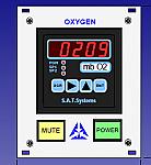 DPM72-PPO2 (Partial Pressure) Oxygen Analyser