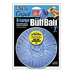 """FLITZ BUFF BALL X-LARGE BLUE 7"""" DIAMETER"""