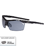 TIFOSI TEMPT POLARIZED MATTE BLACK SUNGLASSES