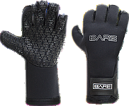 3MM FIVE FINGER GLOVE - UNISEX