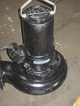 ABS SUBMERSIBLE WASTE WATER PUMP (Second Hand Equipment)