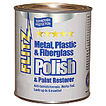 FLITZ POLISH - PASTE 1 GALLON CAN