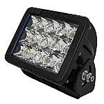 GOLIGHT GXL LED SPOTLIGHT FIXED MOUNT BLACK