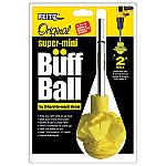 "FLITZ BUFF BALL SUPER MINI 2"""