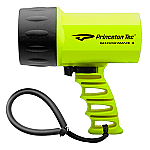 PRINCETON TEC SHOCKWAVE II XENON DIVE LIGHT NEON YELLOW