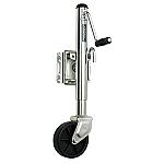 Fulton® XP10 0101 - 1000LB. Swing Away Bolt On Single Wheel Jack