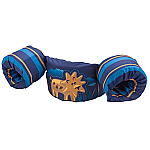 STEARNS DELUXE PUDDLE JUMPER LION 30-50 LBS