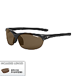 TIFOSI WISP POLARIZED GLOSS  BLACK SUNGLASSES