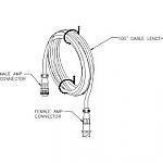 TC-100 Transducer Cable