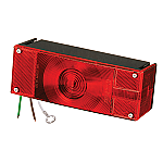"""Wesbar Low Profile 7 Function Righ- Curbside Trailer Light >80"""""""