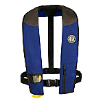 MUSTANG DELUXE MANUAL ADULT INFLATABLE UNIVERSAL NV/BK/CR