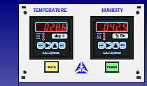 DPM72 T(Temperature) Analyser