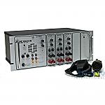 Amcom™ III 3-Diver Standard Rack Mount Communicator