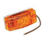 WESBAR LED CLEARANCE-SIDE MRKR LIGHT AMBER #99 SERIES