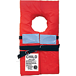 MUSTANG CHILD TYPE 1 VEST FOR CHILDREN UNDER 90 LBS